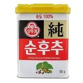 《韓國不倒翁》胡椒粉50g/罐