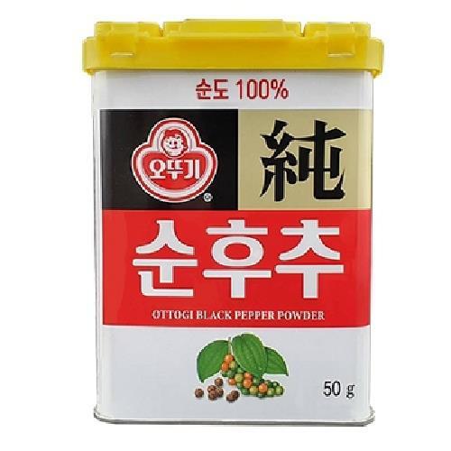《韓國不倒翁》胡椒粉(50g/罐)