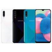 《SAMSUNG》Galaxy A30s  6.4吋質感冰晶時尚美拍機(冰晶黑)