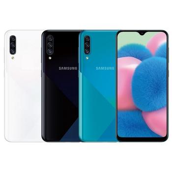 《SAMSUNG》Galaxy A30s  6.4吋質感冰晶時尚美拍機(冰晶綠)