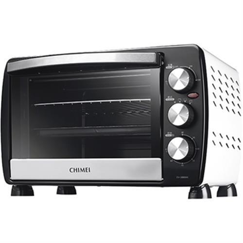 《CHIMEI奇美》18L家用電烤箱 EV-18B0AK-W