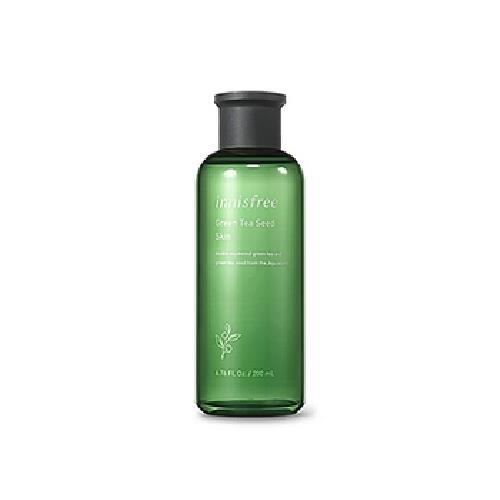 《innisfree》綠茶籽(柔膚水200ml/瓶)
