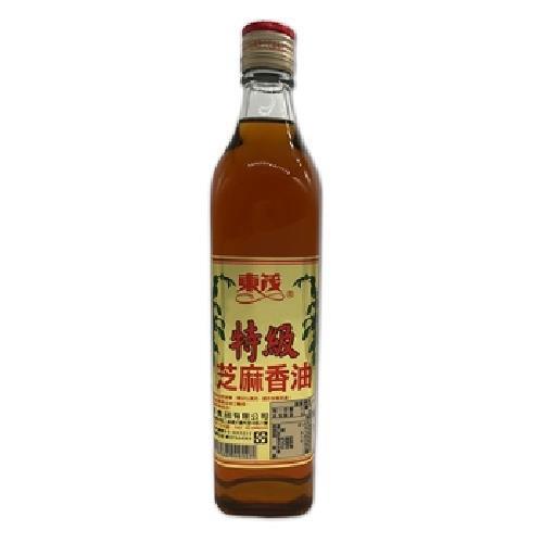 《東茂》特級芝麻香油(520ml)