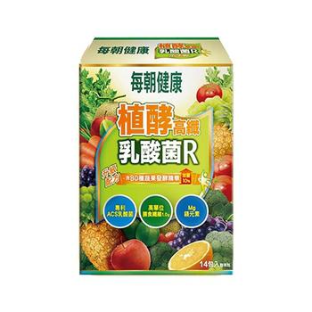 《每朝健康》植酵高纖乳酸菌R (4盒組)