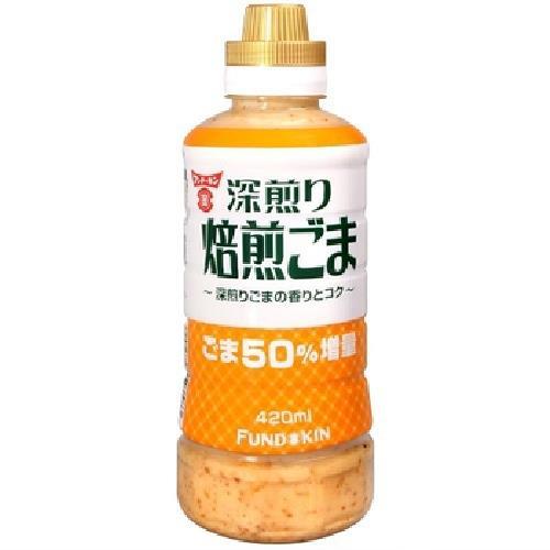 《Fundoine》濃厚焙煎芝麻醬(420ml/罐)