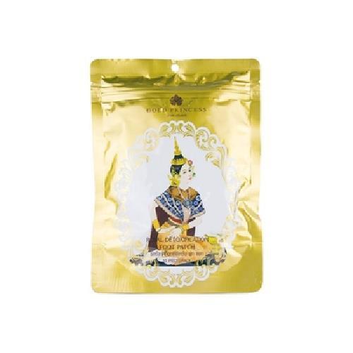 《泰國Gold Princess》皇家足貼(舒適10入/包)