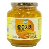 《Han Food》韓國蜂蜜柚子茶1kg/罐 $199