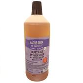 《法國玫翠思》亞麻油黑肥皂(薰衣草1000ml/瓶)
