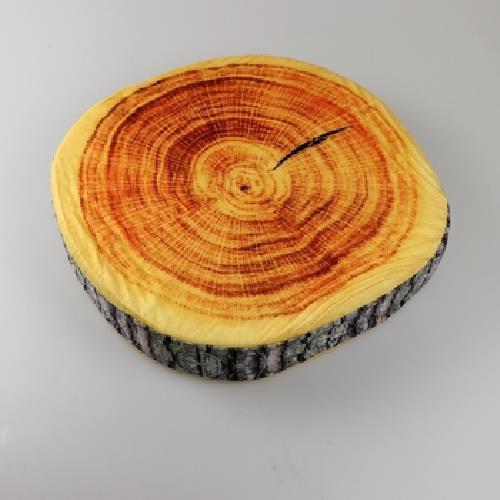 水果圓形胖胖坐墊(木頭 40x40cm)