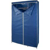 《鐵力士》雙層衣櫥附布套(120X45X180CM)