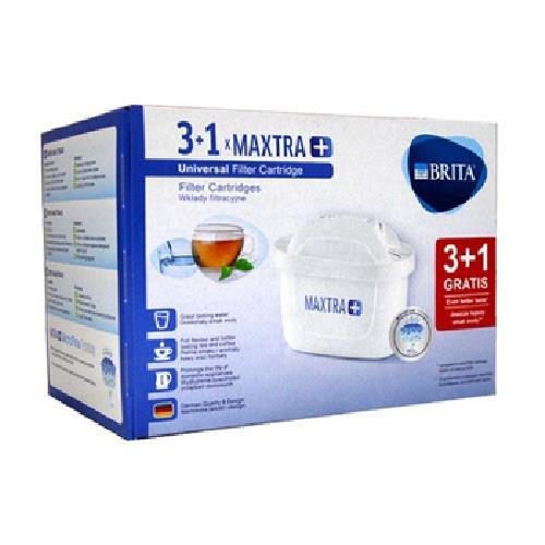 BRITA Maxtra Plus濾芯4入(3+1 Maxtra)