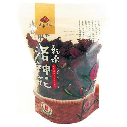 《台東地區農會》乾燥洛神花(150g/袋)