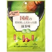 《加藤製果》單純抹茶糖(71g/包)