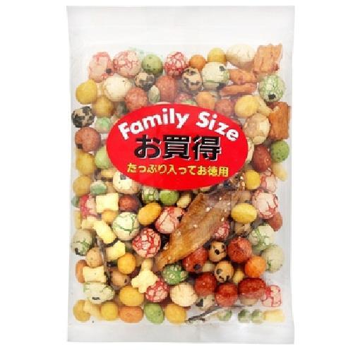 《山口製果》什錦豆餅乾(260g/包)