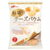 《Marukin丸金》厚切年輪蛋糕-起士風味(225g/包)