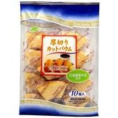 《Marukin丸金》厚切年輪小蛋糕270g/包 $125