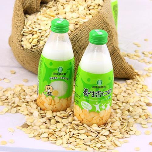 《羅東鎮農會》養生杏仁奶(245ml/瓶)