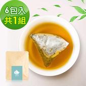 《KOOS》清韻金萱烏龍茶-隨享包(6包入)(1組)