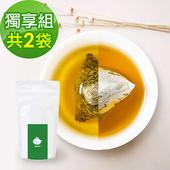 《KOOS》香韻桂花烏龍茶+清韻金萱烏龍茶-獨享組(10包入)(各1袋)