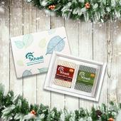 《Kailash Khadi》Kailash Khadi 手工皂聖誕節二入禮盒
