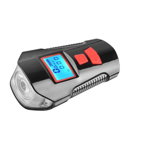 USB充電測速自行車燈(14X11.5X4cm)