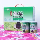 《關西農會》古早味仙草凍(255gX12入/盒)