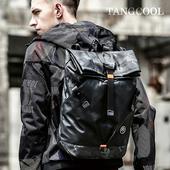 《TANGCOOL 唐酷》防潑水上掀式雙肩後背包 44x15x28cm