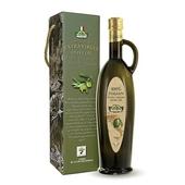 《義大利 法奇歐尼》莊園冷壓初榨橄欖油 羅馬瓶 提把瓶(750ml/盒)