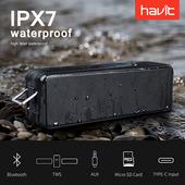 《海威特Havit》M76重低音防水藍牙喇叭