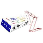 《威剛》輕摺LED檯燈AL-DKDC310-3W60-65RG(玫瑰金色)
