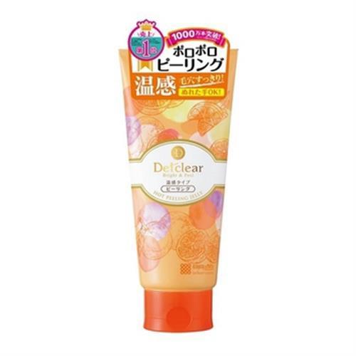 《明色MEISHOKU》煥膚角質溫感卸妝霜(200g/條)