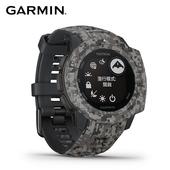 《Garmin》Instinct Tactical Edition本我系列 軍事戰術 運動手錶(迷彩灰)