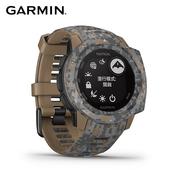 《Garmin》Instinct Tactical Edition本我系列 軍事戰術 運動手錶(迷彩棕)