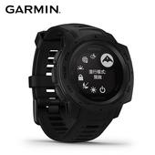 《Garmin》Instinct Tactical Edition本我系列 軍事戰術 運動手錶(潛行黑)