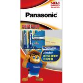 《PANASONIC》鈦元素3號4+4促銷包(3號4入*2組+便條紙(贈品隨機出))