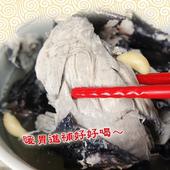 《老爸ㄟ廚房》冬令進補!養生蒜頭烏骨雞湯(2200g±5%/包/固形物750g)(1包)