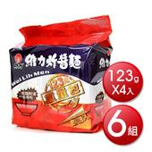 《維力》炸醬麵重量包(123g*4入/組*6)