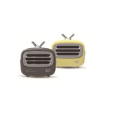 《Hawk 浩客》Mini TV無線藍牙喇叭黃色/08-ATV160YE $349