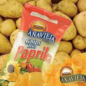 《即期品-爽雅》西班牙有機洋芋片- 紅甜椒風味(125G)(有效期限2020.03.05)(4包)