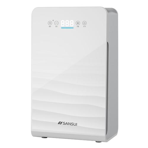 《SANSUI 山水》PM2.5智慧顯示空氣清淨機 SAP-5558