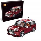 積木玩具(復古車)