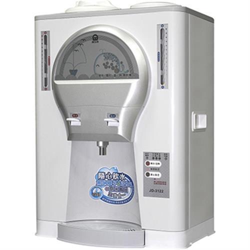 《晶工牌》10.5L溫熱開飲機 JD-3122