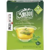 3點1刻-四季春烏龍茶(21g/盒)