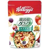 家樂氏日式水果穀片-嚴選果實(300g/包)