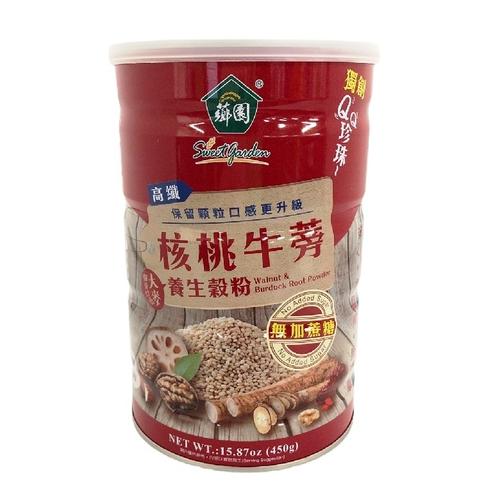 核桃牛蒡養生穀粉(450公克)