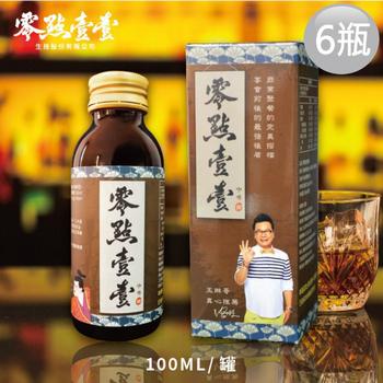 《零點壹壹咖啡》100ml/瓶(x6瓶)