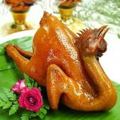 《高興宴(大囍臨門)》苗栗特色客家傳統無切油雞(1200±50g)(現貨D+5)