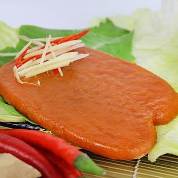 《【高興宴】素人上菜》繽紛海味素烏魚子135g(現貨D+5)