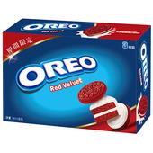 《奧利奧》紅絲絨蛋糕口味夾心餅乾(411g)