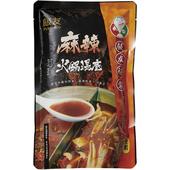 《飯友秘製》麻辣火鍋湯底-全素(750g/包)
